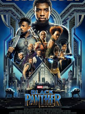 DVD Black Panther (2018)