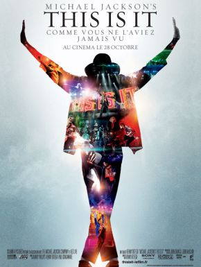 DVD Michael Jackson - This Is It