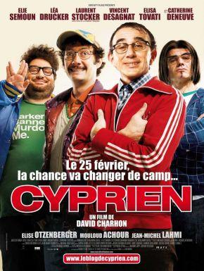 DVD Cyprien