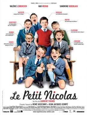 Jaquette dvd Le Petit Nicolas