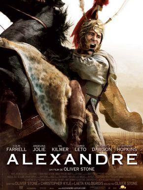 Jaquette dvd Alexandre