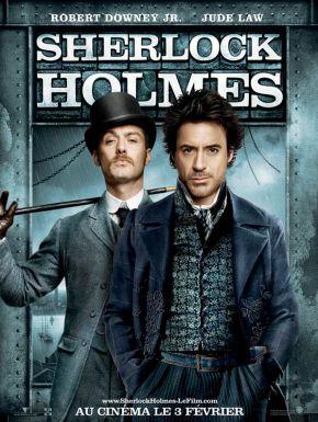 sortie dvd  Sherlock Holmes