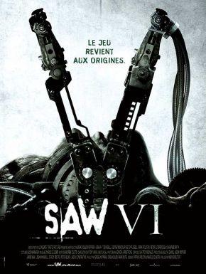Sortie DVD Saw 6
