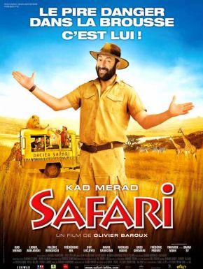 Jaquette dvd Safari