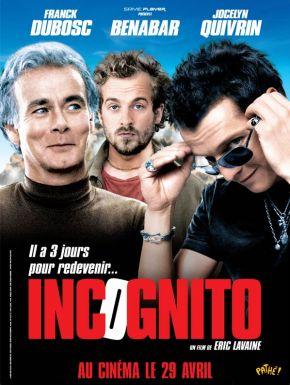 Sortie DVD Incognito