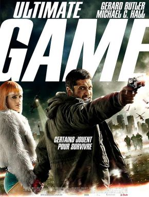 DVD Ultimate Game