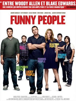 DVD Funny People