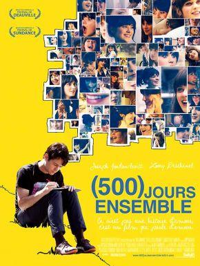 500 Jours Ensemble DVD et Blu-Ray