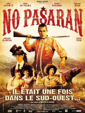 Sortie DVD No Pasaran