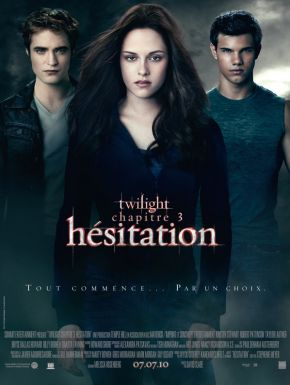 DVD Twilight 3 - Hésitation