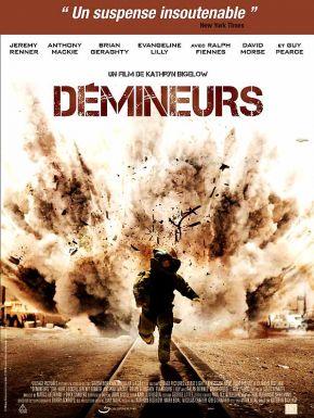 Jaquette dvd Démineurs