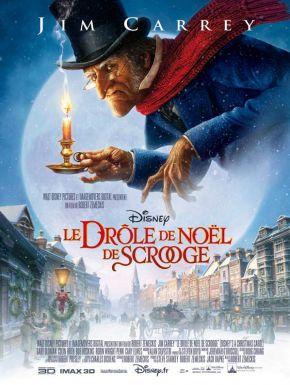 Jaquette dvd Le Drôle De Noël De Scrooge