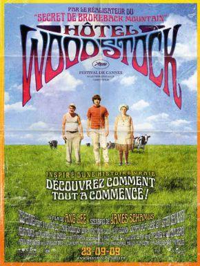 Hôtel Woodstock DVD et Blu-Ray
