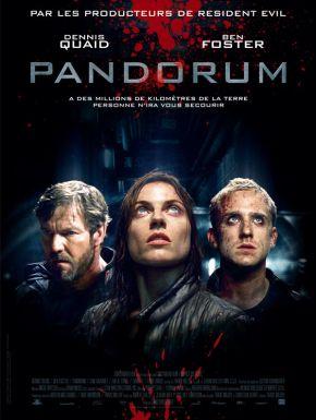 Jaquette dvd Pandorum