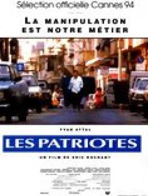Jaquette dvd Les Patriotes