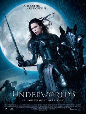 sortie dvd  Underworld 3