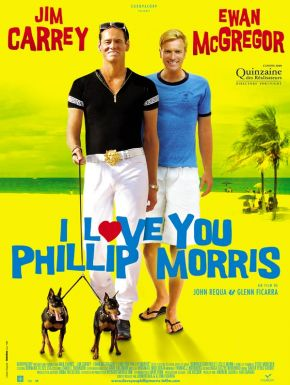 DVD I Love You Phillip Morris