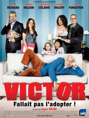 Jaquette dvd Victor