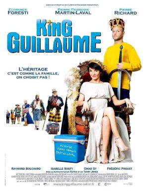 King Guillaume DVD et Blu-Ray