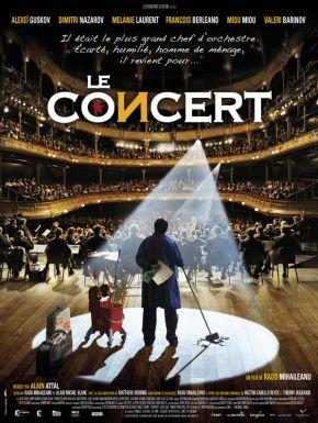 DVD Le Concert