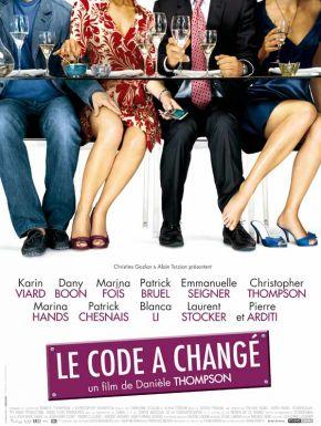 DVD Le code a changé