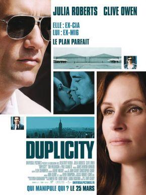 Duplicity DVD et Blu-Ray