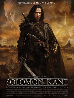 Solomon Kane DVD et Blu-Ray