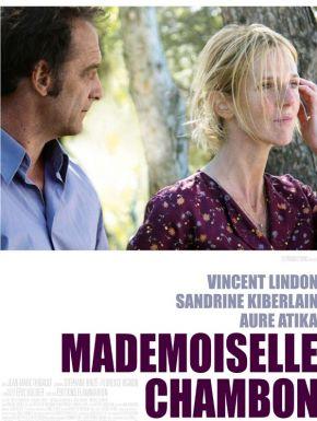 Jaquette dvd Mademoiselle Chambon