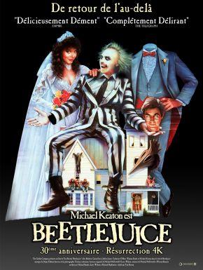 Sortie DVD Beetlejuice
