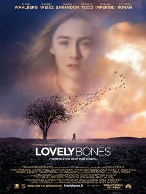 The Lovely Bones DVD et Blu-Ray