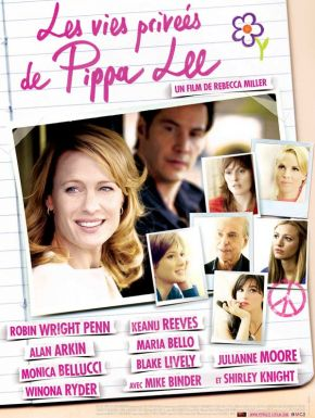 Les vies privées de Pippa Lee DVD et Blu-Ray