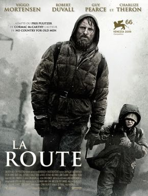 Sortie DVD La route