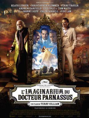L'Imaginarium Du Docteur Parnassus DVD et Blu-Ray