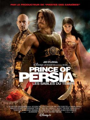 DVD Prince of Persia - les sables du temps