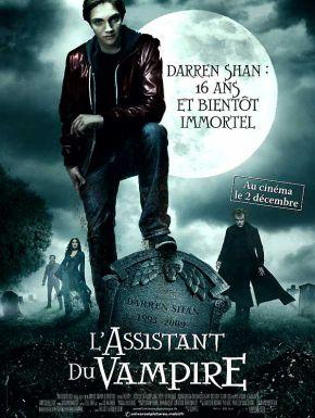 Jaquette dvd L'Assistant du vampire