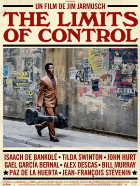 Sortie DVD The Limits of Control