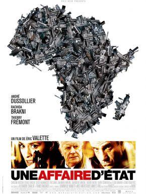 Une affaire d'état DVD et Blu-Ray