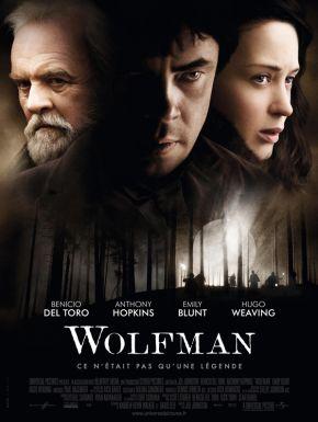 DVD Wolfman