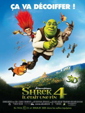 DVD Shrek 4