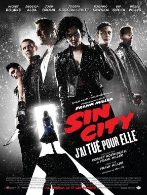 Sortie DVD Sin City : J'ai Tué Pour Elle