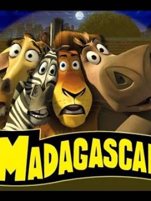 DVD Madagascar 4