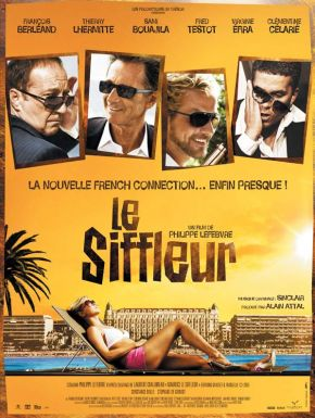 Jaquette dvd Le Siffleur