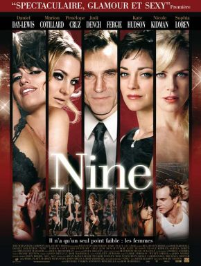 Jaquette dvd Nine