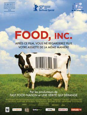 Jaquette dvd Food Inc