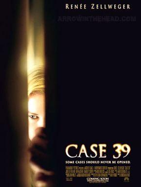 Le Cas 39 DVD et Blu-Ray