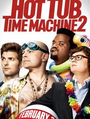 sortie dvd  Hot Tub Time Machine 2