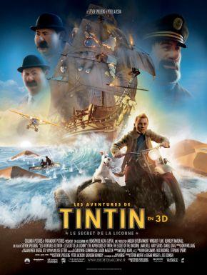 DVD Les Aventures De Tintin - Le Secret De La Licorne