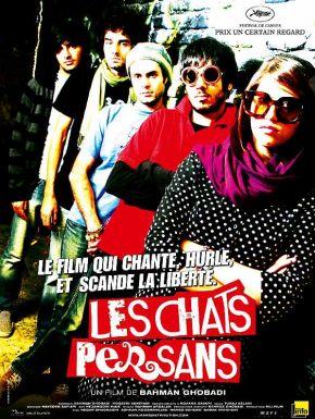 Jaquette dvd Les Chats Persans