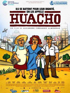 Huacho DVD et Blu-Ray