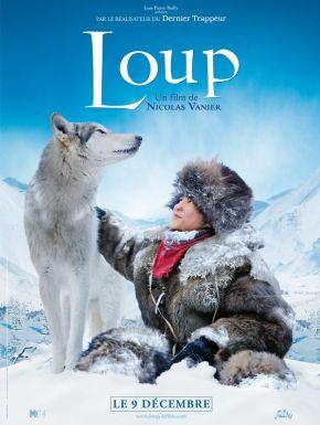 Jaquette dvd Loup